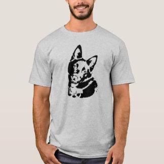 Imagem do cão do Schipperke Camiseta