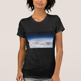 Imagem do Exosphere da atmosfera de terra Camisetas