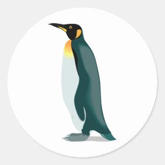 imagem do linux do pinguim adesivo