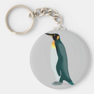 imagem do linux do pinguim chaveiros