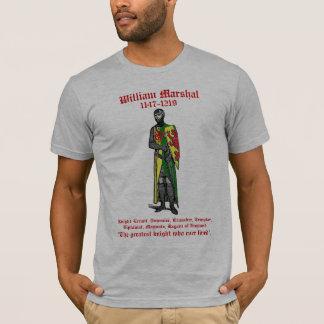 Imagem do marechal de William com camisa da espada