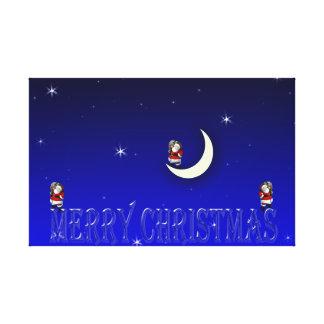Imagem do Natal em convas Impressão Em Tela