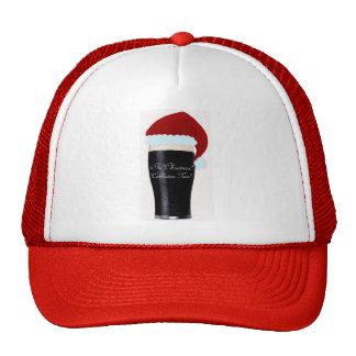 Imagem do Natal para o chapéu do camionista Bonés