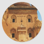 IMAGEM do palácio do Pasha de Ishak Adesivo Em Formato Redondo