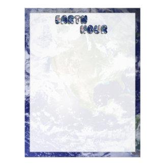 Imagem do texto da hora da terra panfletos personalizado