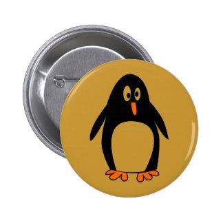 Imagem do tux do linux do pinguim botons