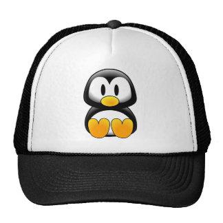 Imagem do tux do pinguim bonés