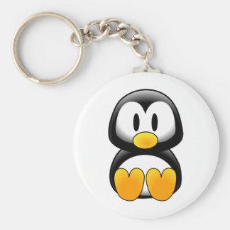 Imagem do tux do pinguim chaveiro