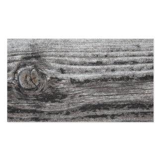 Imagem do Woodgrain Cartão De Visita