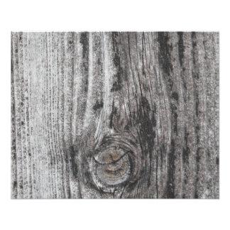 Imagem do Woodgrain Flyer 11.43 X 14.22cm