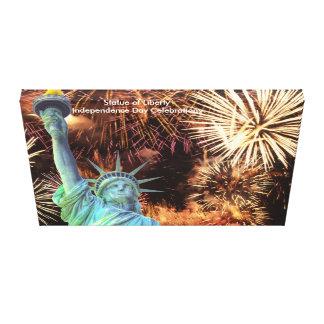 Imagem dos EUA para canvas Impressão Em Tela