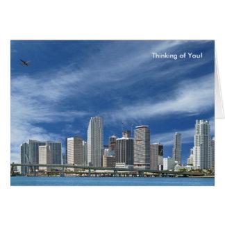 Imagem dos EUA para o cartão