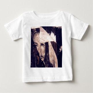 Imagem dos grafites de Jesus do Grunge Tshirt