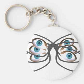 Imagem dos vidros chaveiro