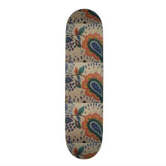 imagem flor em forma de coracão skates