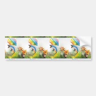 imagem  flores e borboletas adesivos