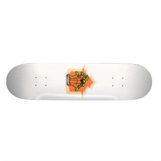 Imagem gráfica 1 do grupo dos bonsais skate