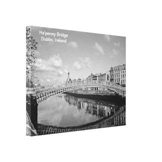 Imagem irlandesa para canvas