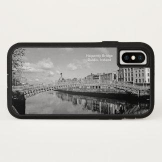 Imagem irlandesa para o iPhone X, capa de telefone