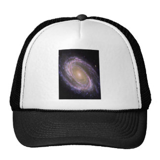 imagem legal com galaxi e estrelas bonés