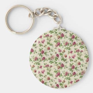 imagem linda floral chaveiro