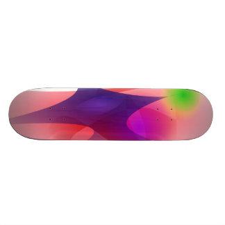Imagem nova do abstrato da sequóia vermelha skate