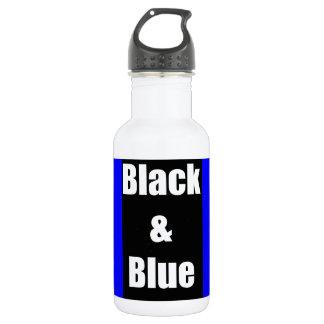 Imagem preta & azul