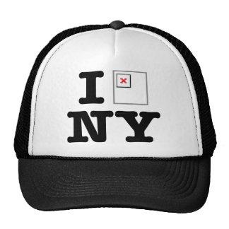 Imagem quebrada NY Boné