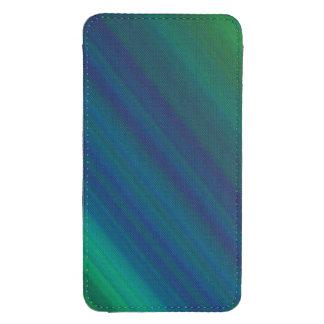 Imagem verde bolsa de celular