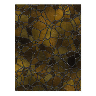 Imagens de mosaico de vidro cartão postal