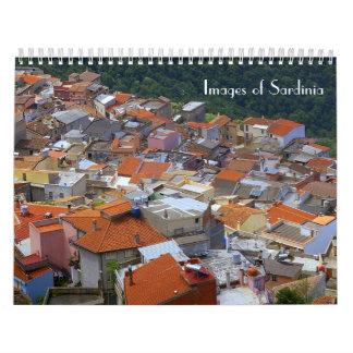 Imagens do calendário de Sardinia