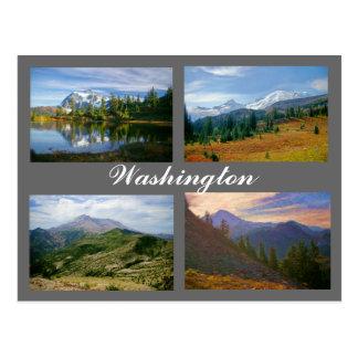 Imagens do cartão de Washington