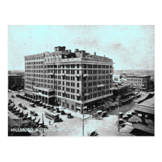 Imagens do vintage de Tampa Florida Cartoes Postais