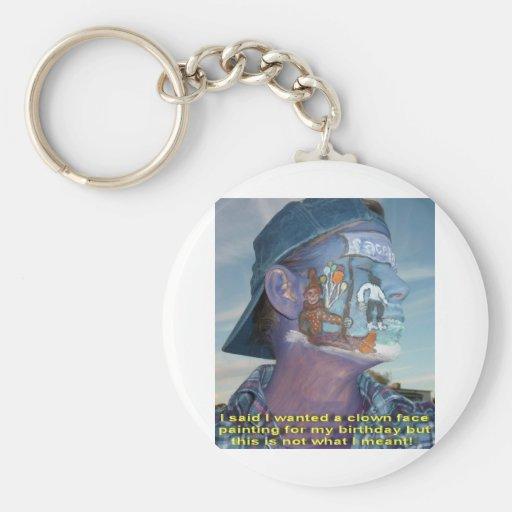 Imagens engraçadas engraçadas da corrente chave co chaveiros