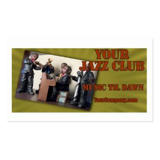 Imagens feitas sob encomenda para o cartão de cartão de visita