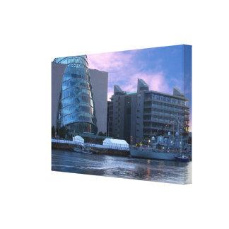 Imagens irlandesas para canvas impressão em tela