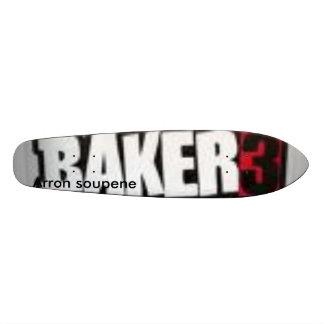 imagens, soupene de Arron Shape De Skate 18,7cm