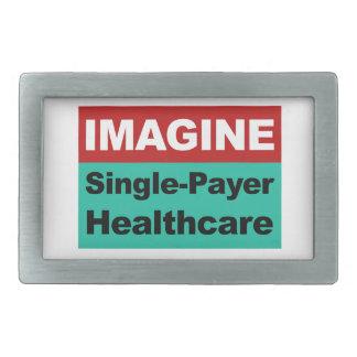 Imagine únicos cuidados médicos do pagador