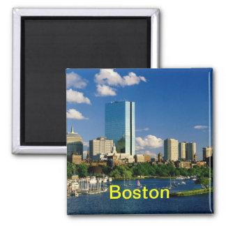 Ímãs de Boston Ímã Quadrado
