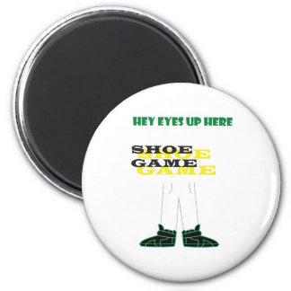 Ímãs do jogo dos calçados ímã redondo 5.08cm