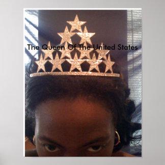 IMG_0640, rainha dos Estados Unidos Poster