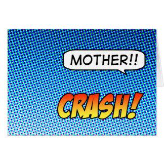 Impacto! Cartão do dia das mães