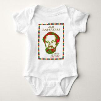 Imperador do guerreiro de Jah Rastafari Haile Tshirt