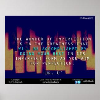 Imperfeição - poster