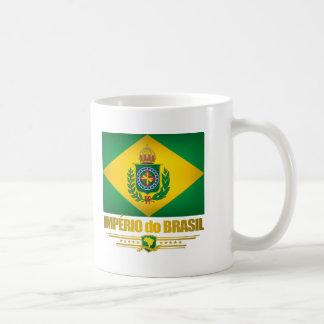 """""""Império de Brasil """" Caneca De Café"""