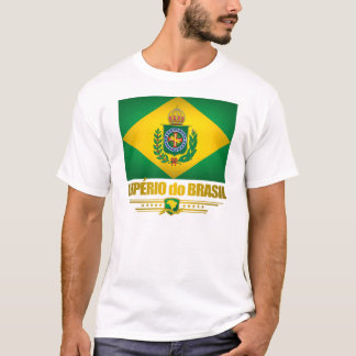 """Império roupa de Brasil"" Camiseta"