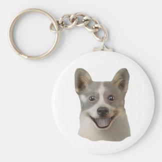 Implorando produtos de Mult do cão (imagem solitár Chaveiro