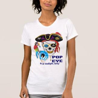 IMPORTANTE do pirata lido sobre o design Camisetas