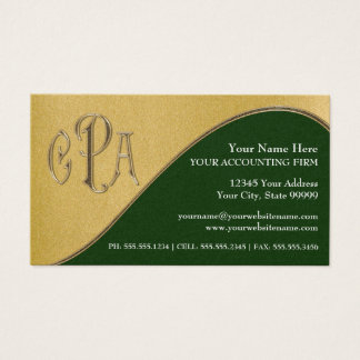Impostos profissionais do revisor oficial de cartão de visitas