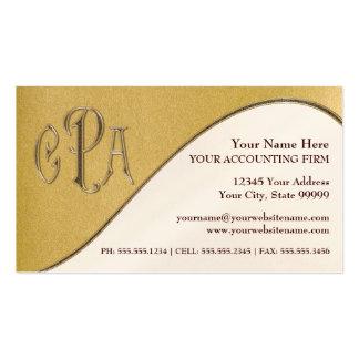 Impostos profissionais do revisor oficial de conta modelos cartões de visita